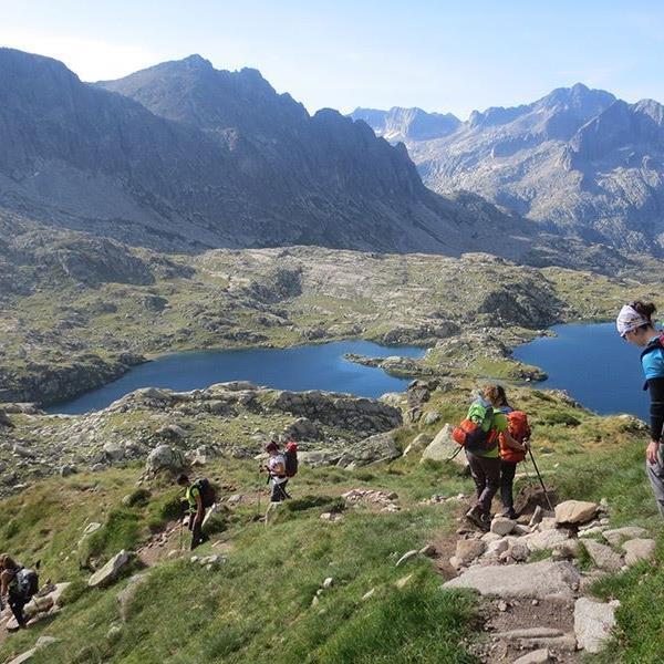 """Próxima actividad: """"caravana hacia el interior"""" en el Pirineo de Lleida"""
