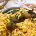 Comidas del mundo: un plato portugués , bacalao a brás o bacalao dorado