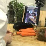 Cocinar y comer en el confinamiento