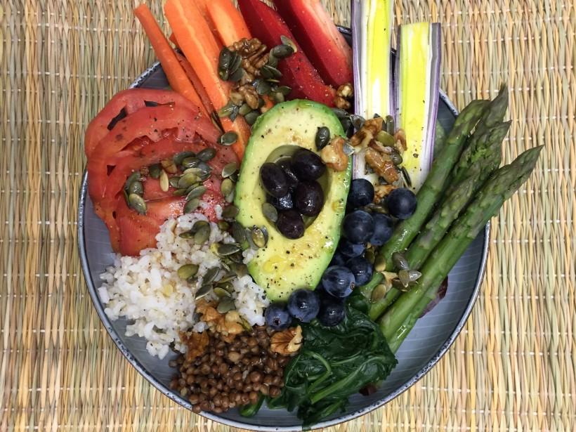 La última tendencia culinaria: los buddha bowls