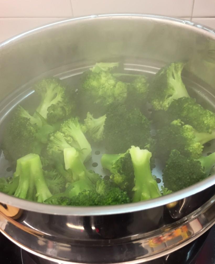Cocinando con agua: hervido y vapor