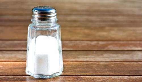 ¿Tomamos demasiada sal?