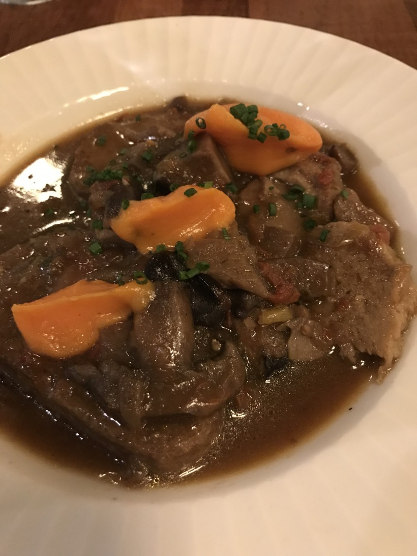 Seitán, la carne vegetal