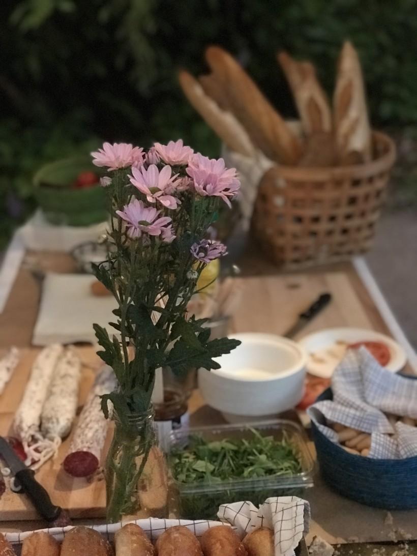 10 tips, para que las cenas de verano sean perfectas