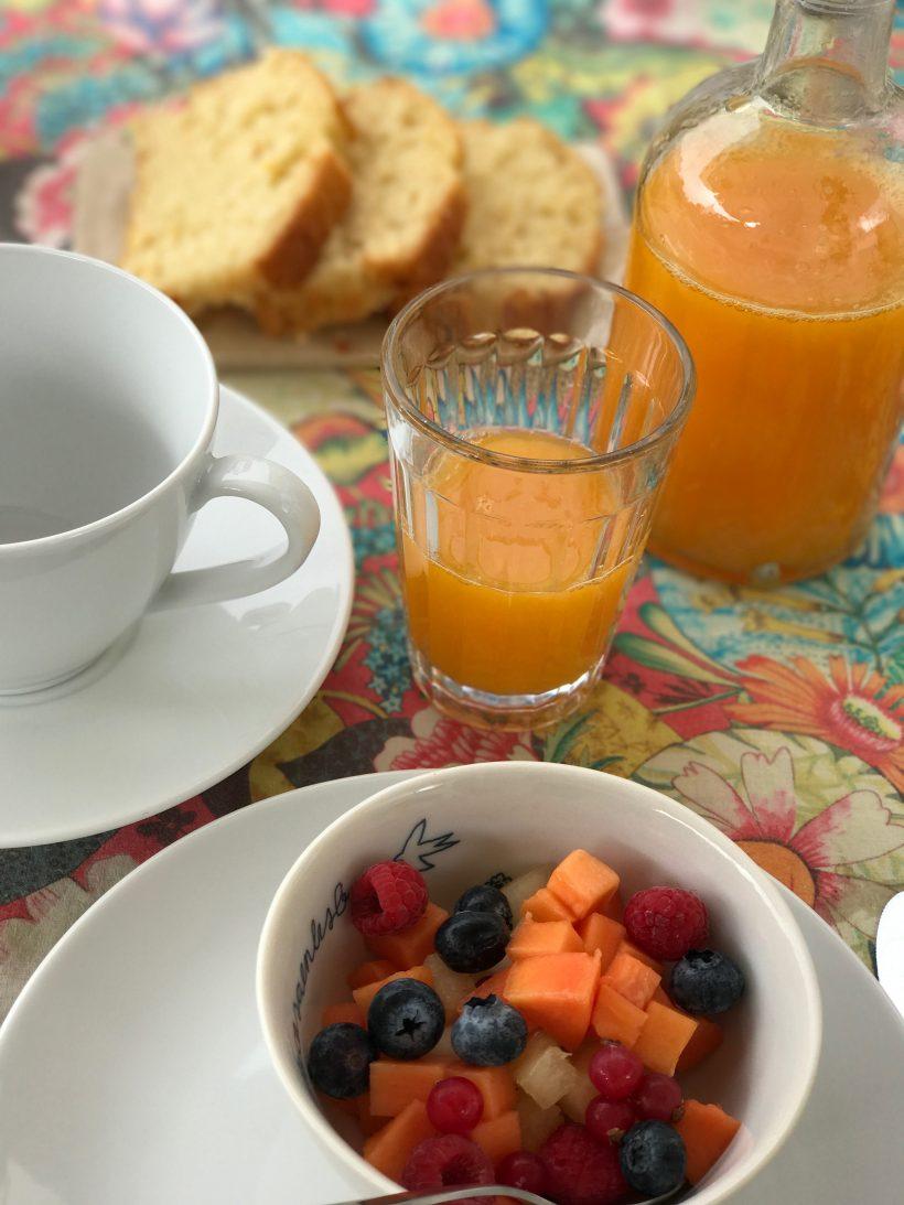 ¿Un zumo de fruta, es lo mismo que una fruta entera?